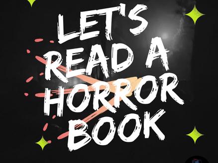 Reader Seeking Horror Books ~ Lit Happens Book Club