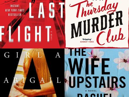 Reader Seeking Thriller Book ~ Lit Happens Book Club