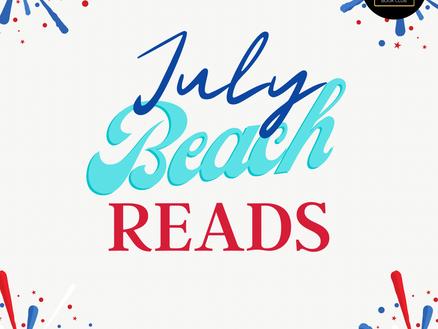 Reader Seeking Beach Reads ~ Lit Happens Book Club