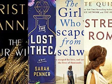 Reader Seeking Historical Fiction ~ Lit Happens Book Club