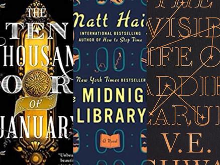 Reader Seeking Fantasy Books About Books ~ Lit Happens Book Club