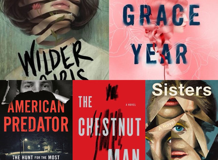 Reader  Seeking Horror Book ~ Lit Happens Book Club