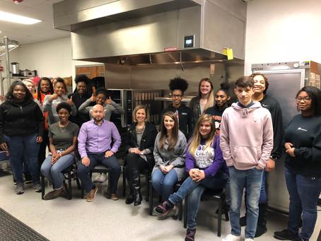 Newport Schools' Food Production Program