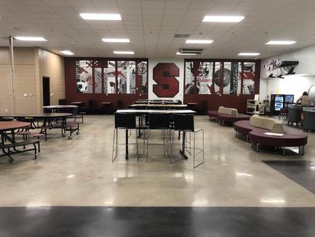 School Cafeteria Redesign