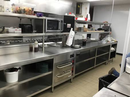 Kitchen Renovation for Searcy Country Club