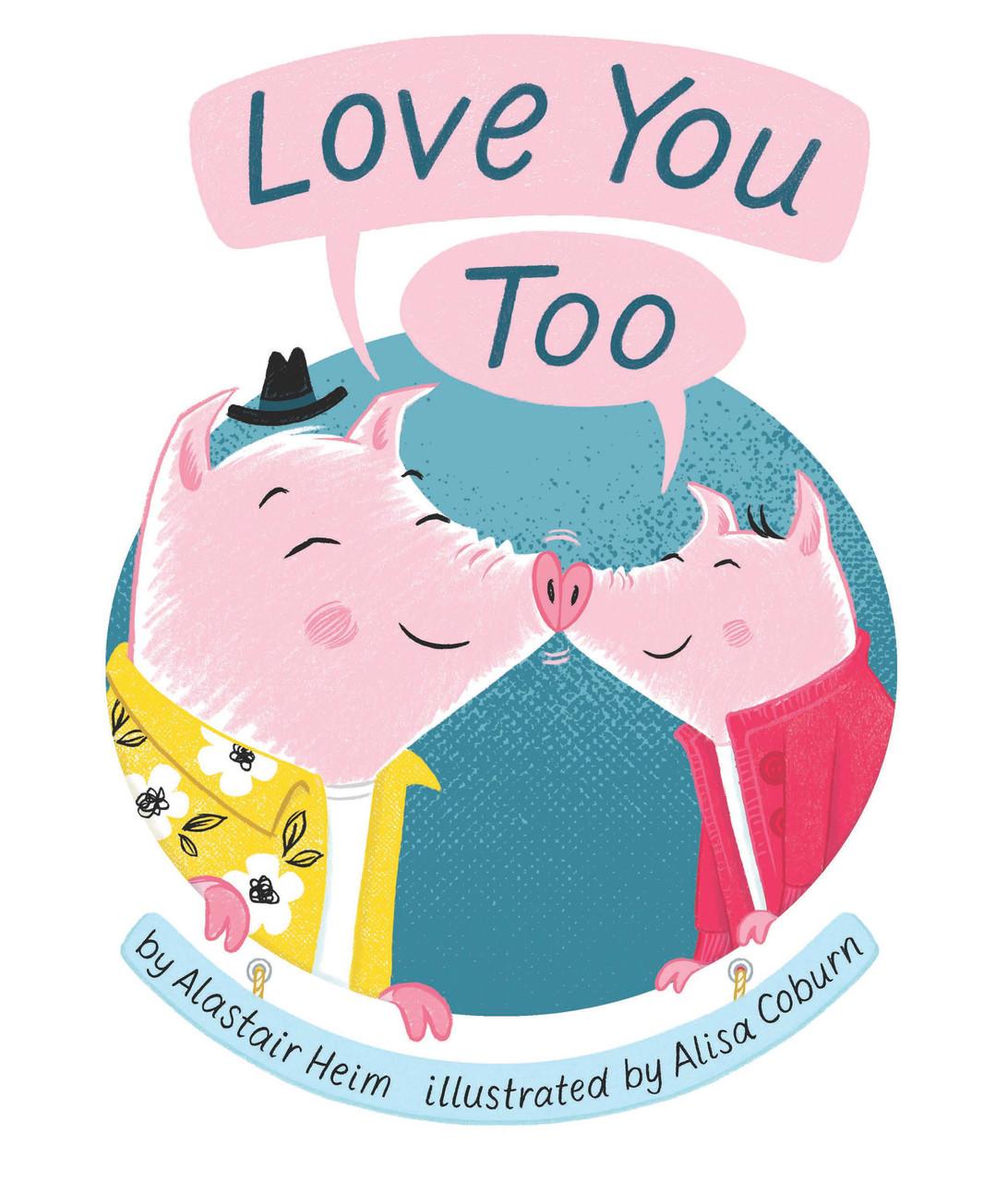 Love You Too cvr