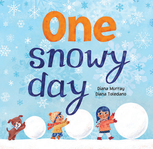 diana-toledano_one-snowy-day_cover