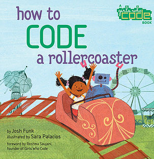 How to Code a Rollercoaster Cover by Jos