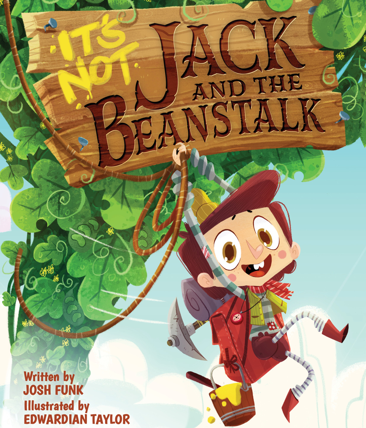 _It's Not Jack and the Beanstalk