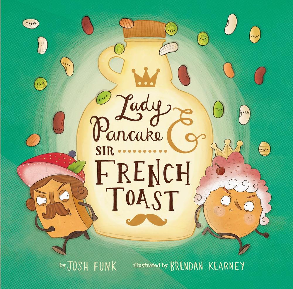 _Lady Pancake & Sir French Toast