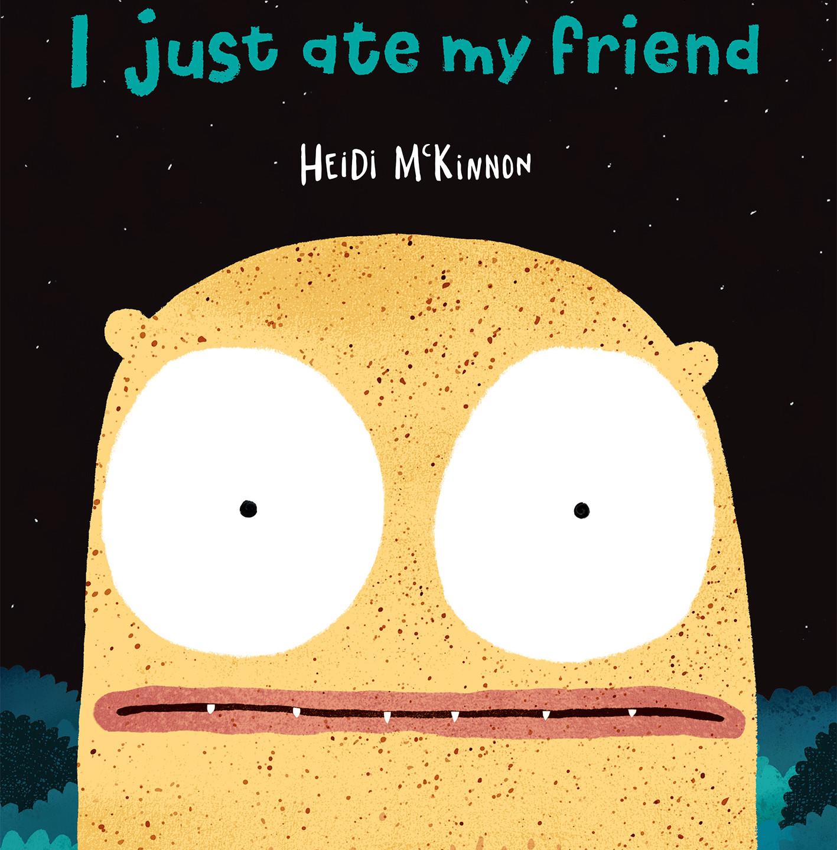 Friend Cover (flat art)
