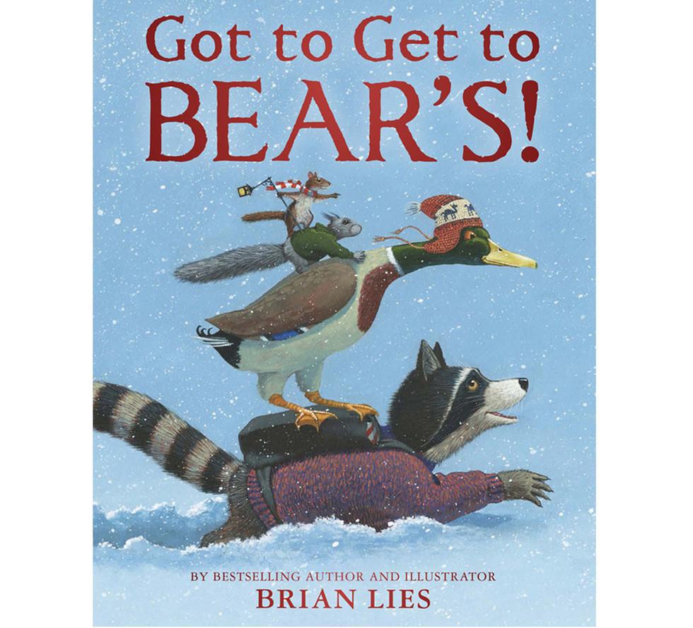 Author & Illustrator Spotlight: Brian Lies