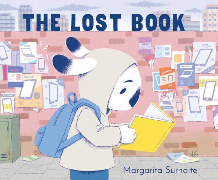 Author/Illustrator Spotlight: Margarita Surnaite