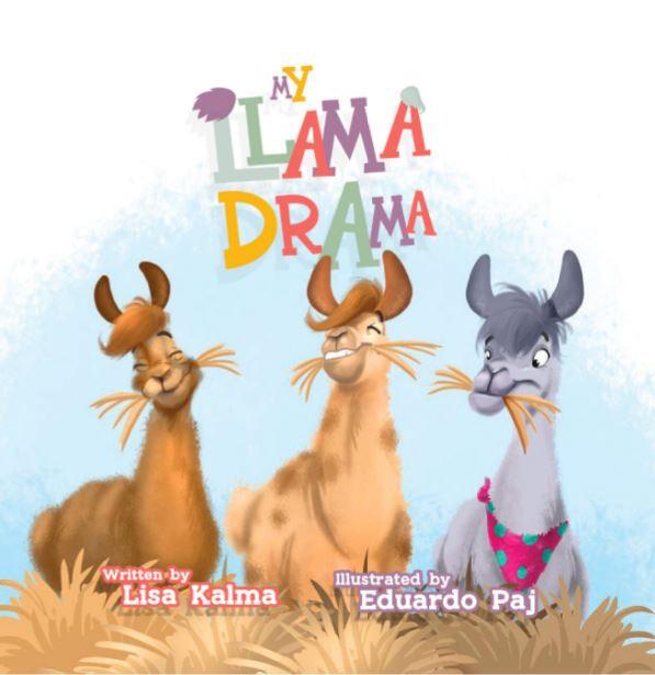 Author Spotlight: Lisa Kalma