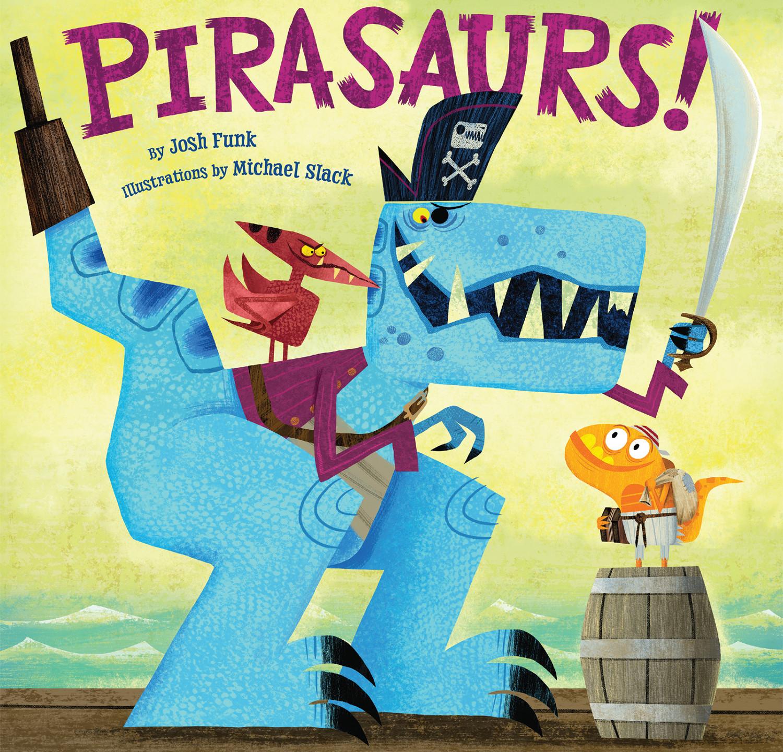 _Pirasaurs!