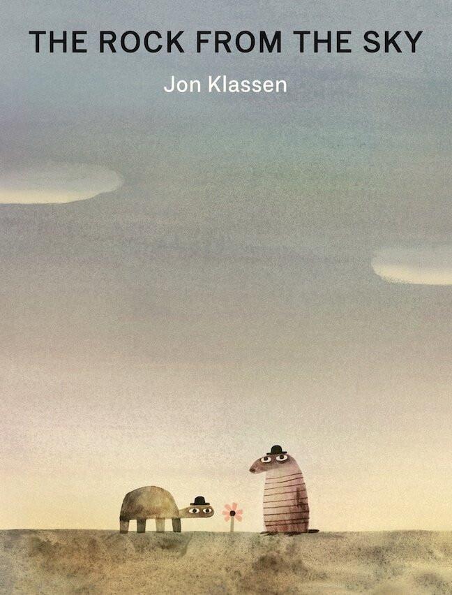 Author & Illustrator Spotlight: Jon Klassen