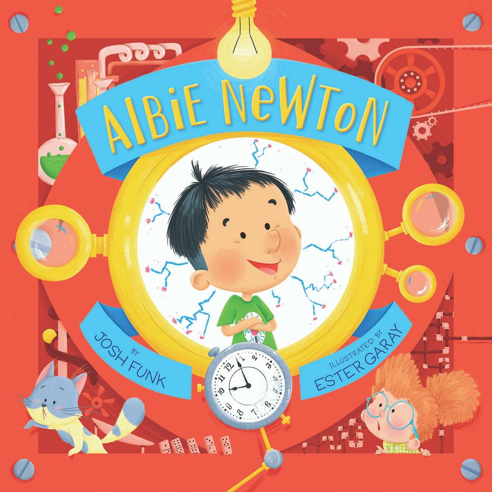_Albie Newton