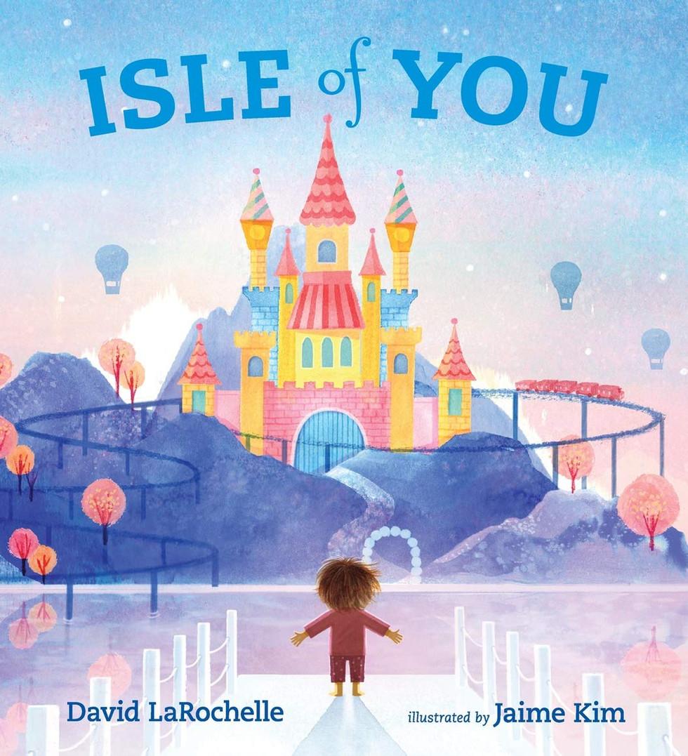 Author Spotlight: David LaRochelle