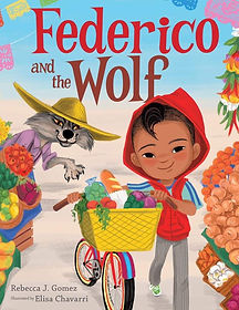 Federico and the Wolf.JPG