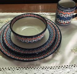 Set de platos