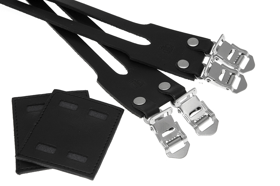 BLB Double Leather Straps