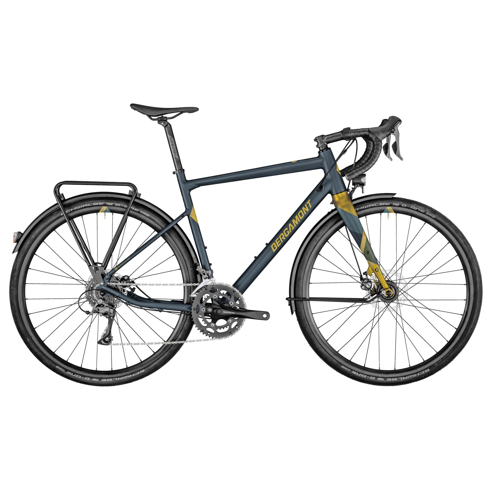 Bergamont Grandurance RD3  2021 Petrol