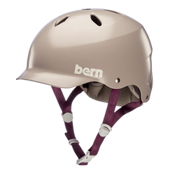 BERN Satin Purple Haze