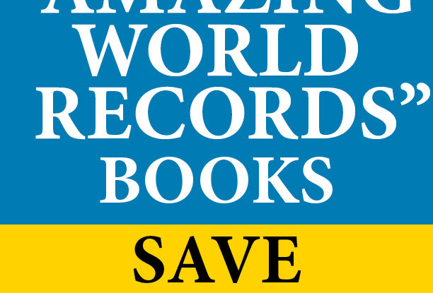 COMPLETE AMAZING WORLD RECORDS SERIES