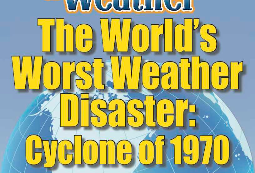 Amazing World Record of Weather: WORST WEATHER DISASTER—Worksheets & Activities