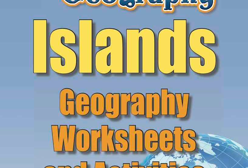 Amazing World Record of Geography: ISLANDS—Worksheets and Activities