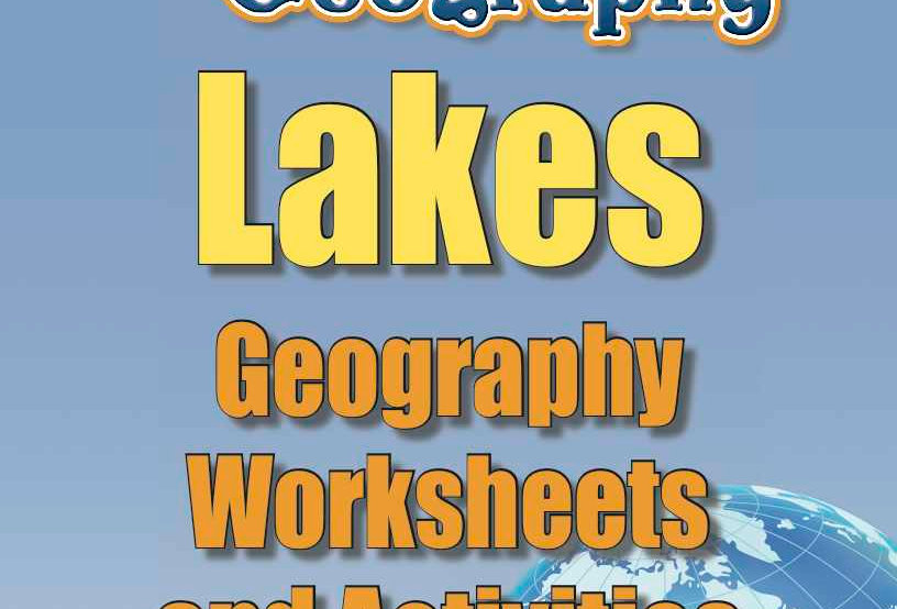 Amazing World Record of Geography: LAKES—Worksheets and Activities