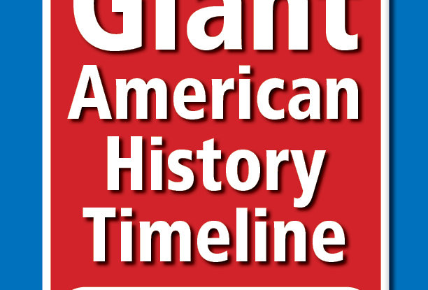 The GIANT American History Timeline Bundle—Books 1 and 2