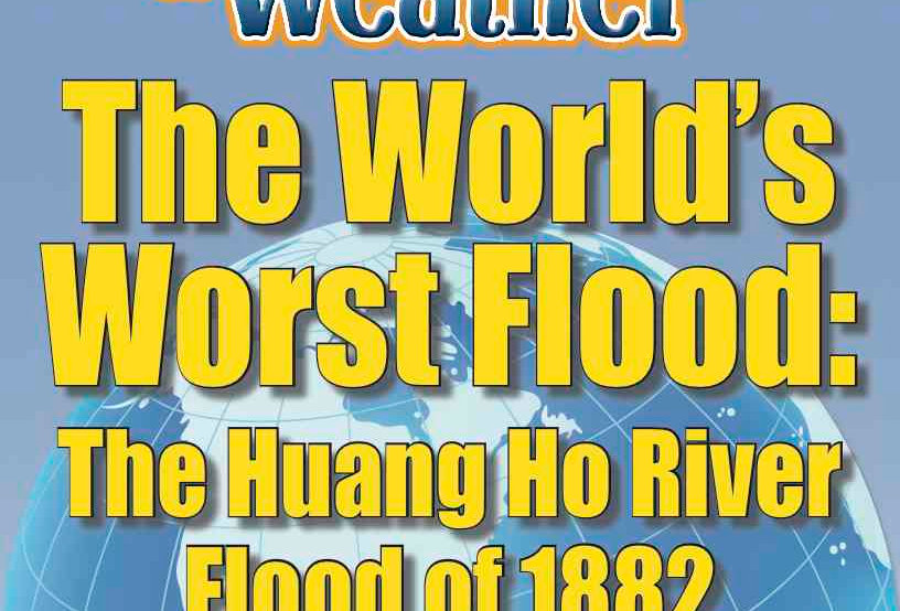 Amazing World Record of Weather: WORST FLOOD—Worksheets and Activities