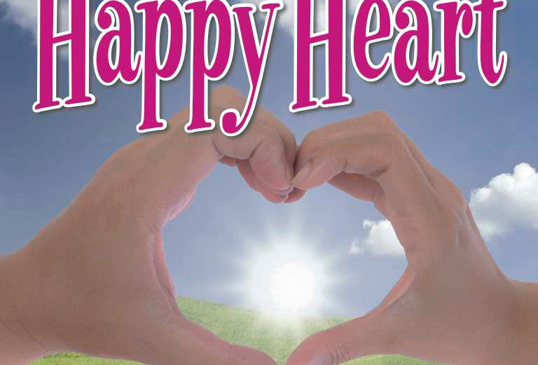 Your Happy Heart—Finding Hearts All Around!