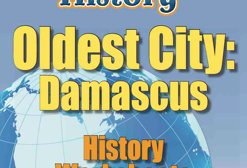 Amazing World Record of History: OLDEST CITY—Worksheets and Activities