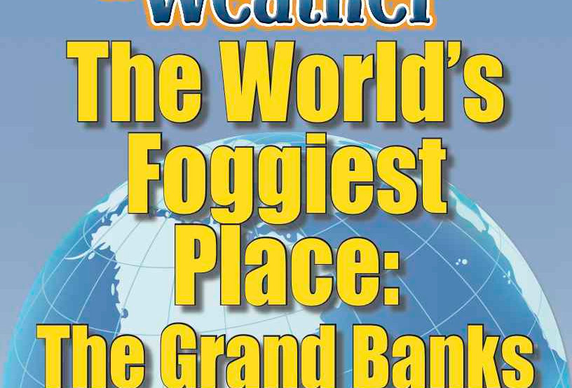 Amazing World Record of Weather: FOGGIEST PLACE—Worksheets and Activities