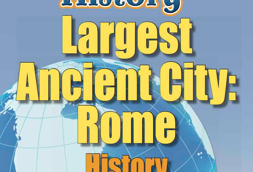 Amazing World Record of History: LARGEST ANCIENT CITY—Worksheets and Activities