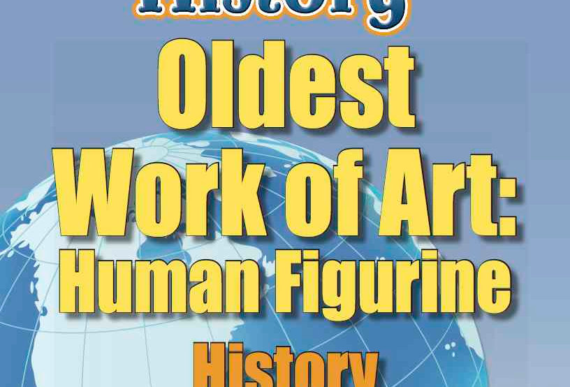 Amazing World Record of History: OLDEST WORK OF ART—Worksheets and Activities