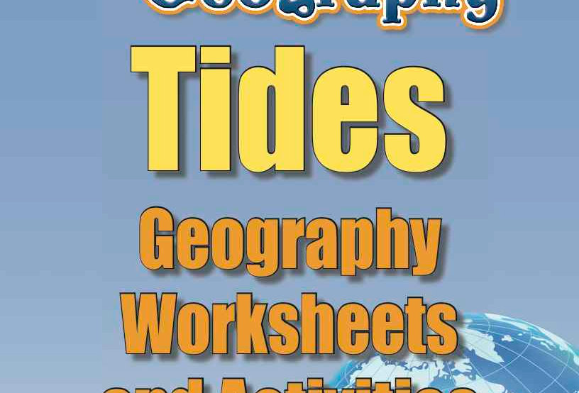 Amazing World Record of Geography: TIDES—Worksheets and Activities