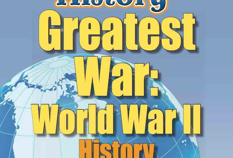 Amazing World Record of History: GREATEST WAR—Worksheets and Activities