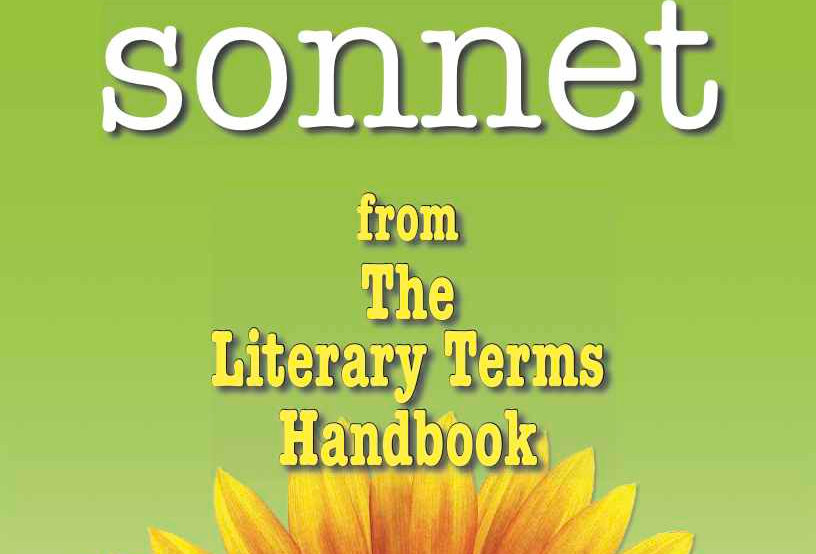 Literary Terms: SONNET