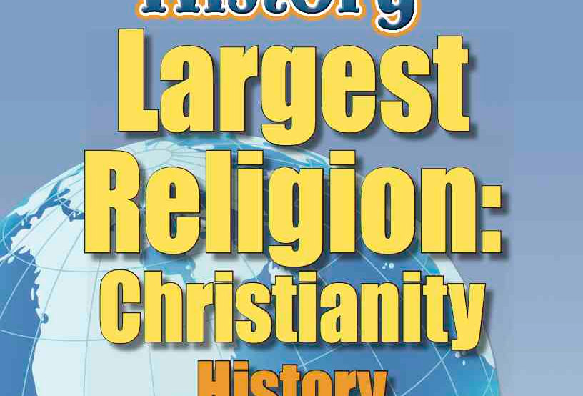 Amazing World Record of History: LARGEST RELIGION—Worksheets and Activities