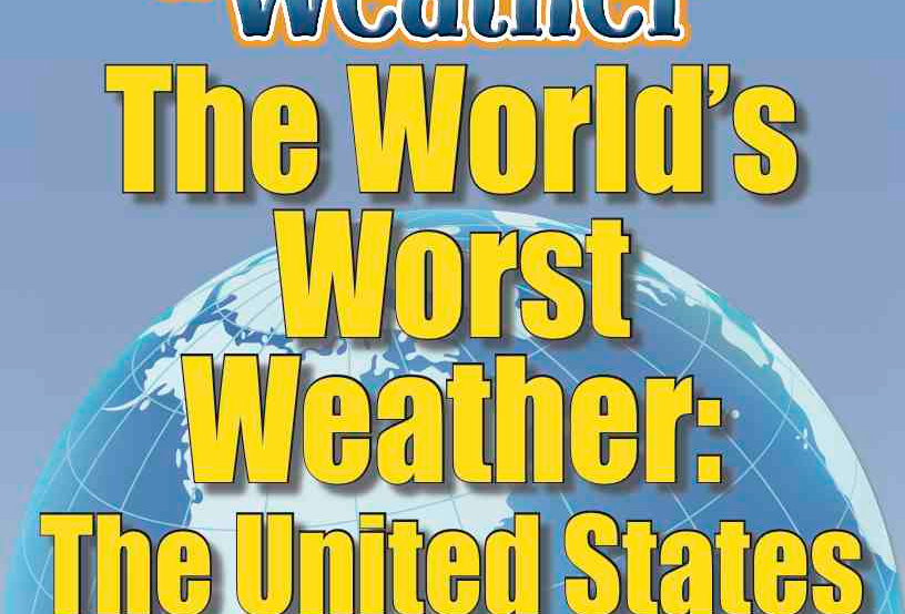 Amazing World Record of Weather: WORST WEATHER—Worksheets and Activities