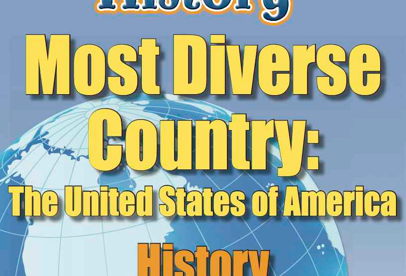 Amazing World Record of History: MOST DIVERSE COUNTRY—Worksheets and Activities