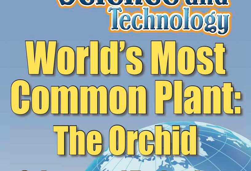 Amazing World Record of Science: MOST COMMON PLANT—Worksheets and Activities