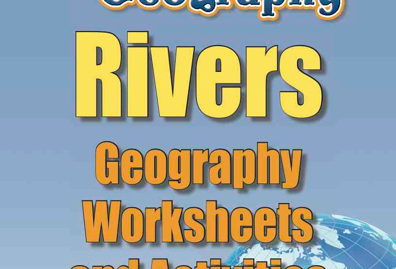Amazing World Record of Geography: RIVERS—Worksheets and Activities