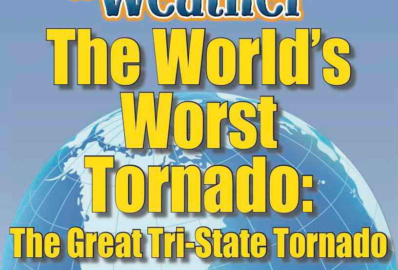 Amazing World Record of Weather: WORST TORNADO—Worksheets and Activities