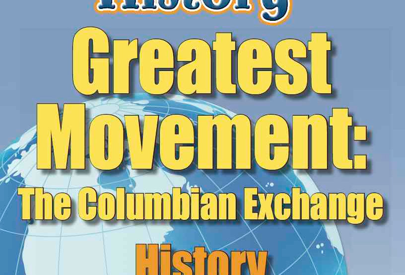 Amazing World Record of History: GREATEST MOVEMENT—Worksheets and Activities