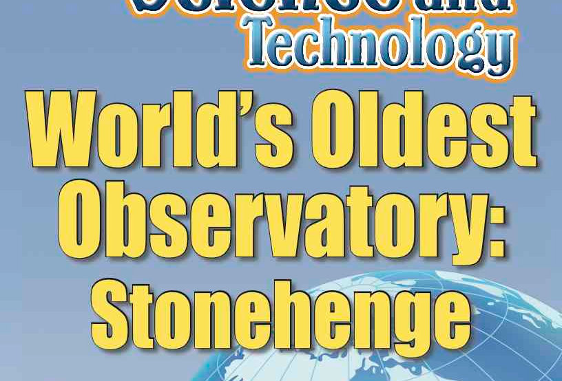 Amazing World Record of Science and Technology: OLDEST OBSERVATORY—Worksheets