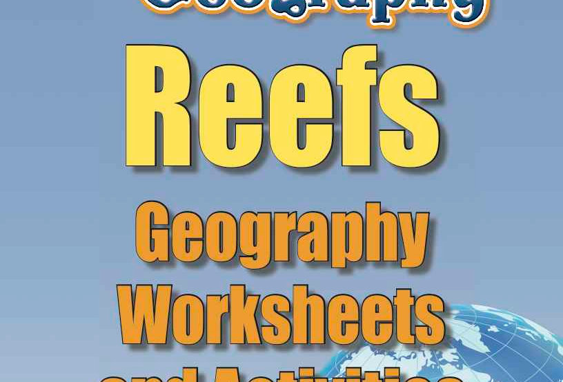 Amazing World Record of Geography: REEFS—Worksheets and Activities